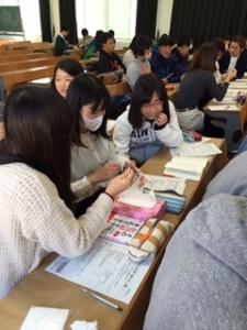 奈良教育大学 お箸講義2