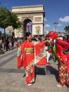 PARIS凱旋門